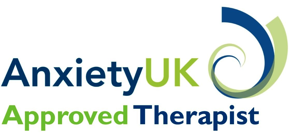 AnxietyUK Approved Therapist