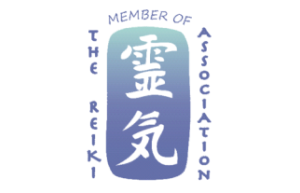 Member Of The Reiki Association logo
