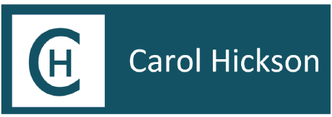 Carol Hickson: Therapist – Life Coach – Trainer